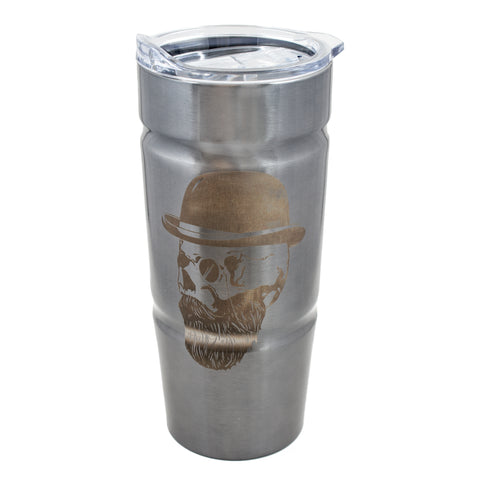Savage Gentleman Gunmetal Tumbler