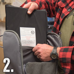 ReadyMan Ballistic Armor Panel