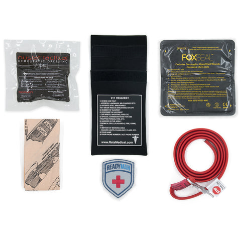 ReadyMan Bleeder First Aid Kit