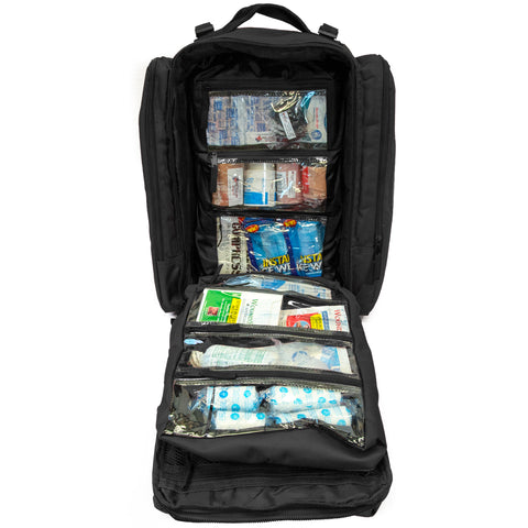TNT FAT-P (First-Aid & Trauma Pack) - Black