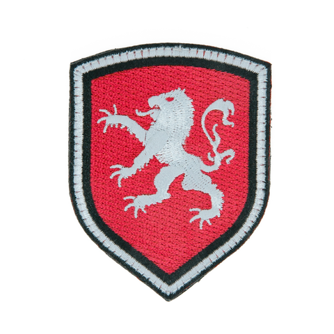 READYMAN Red Shield Patch