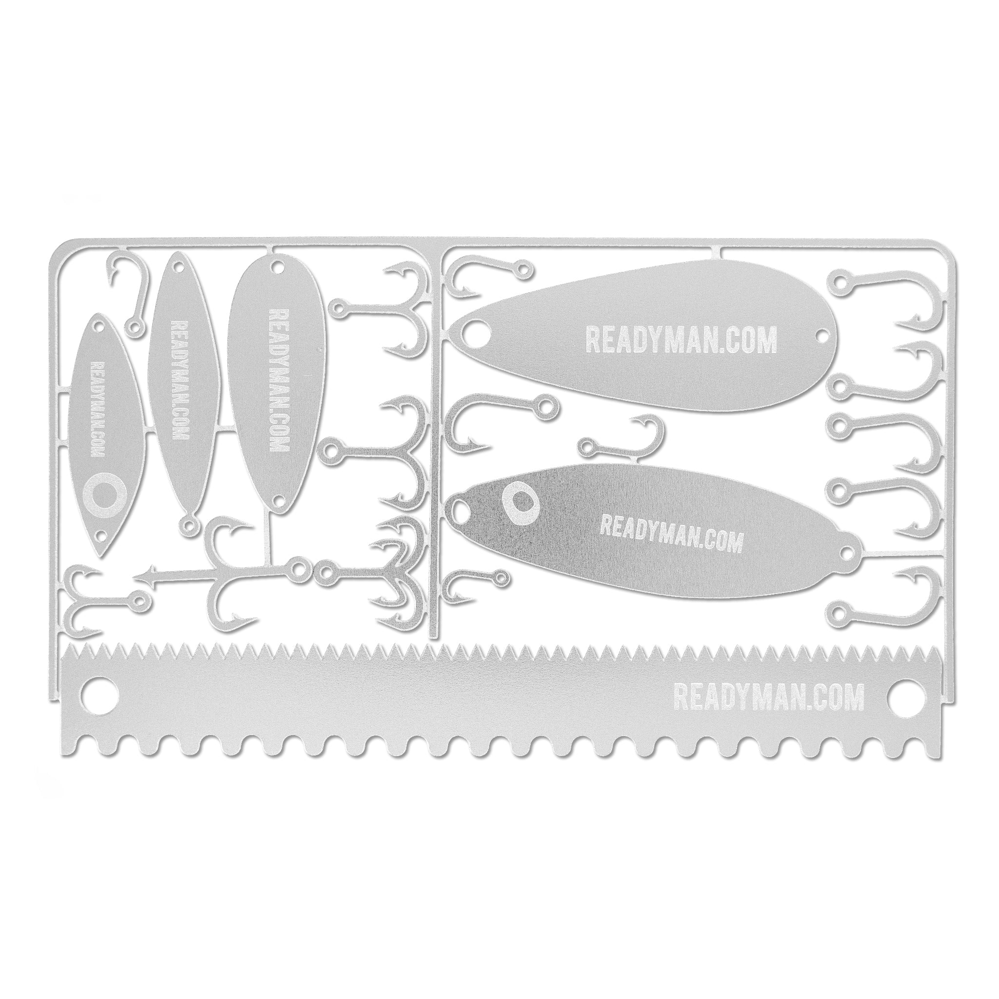 Fisherman's Survival Card