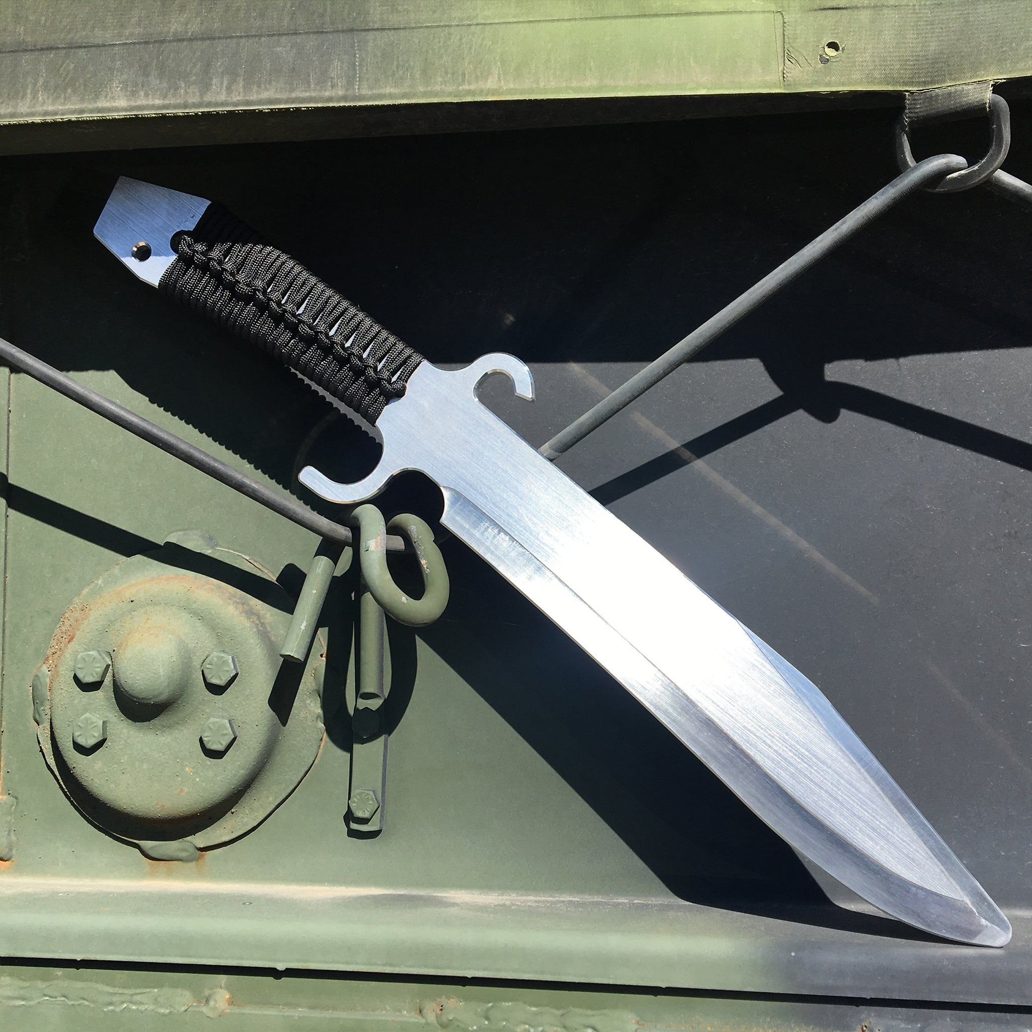 Bowie Knife Trainer