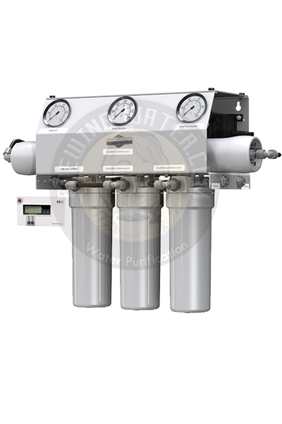 Commerical Reverse Osmosis Brewing Systems