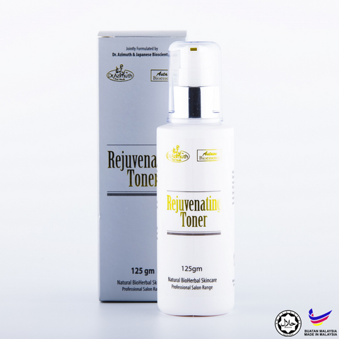 REJUVENATING TONER DR. AZIMUTH FORMULA 125ml (EXP:05/2020)