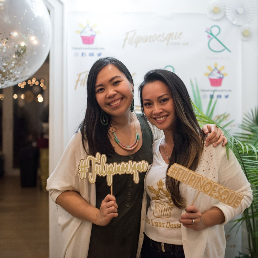 FILIPINOESQUE: Toronto's Fair Trade Fashion & Dessert Bar Pop-Up