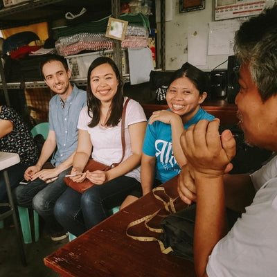 BEHIND CAMBIO: Visiting Rags2Riches' Artisan Community In The Philippines
