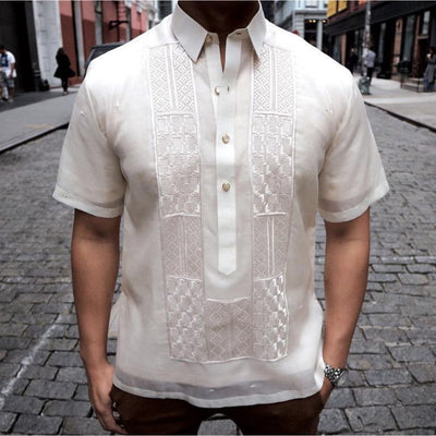 Randy Gonzales On The Perfect Fit Barong Tagalog And Being Filipino In America