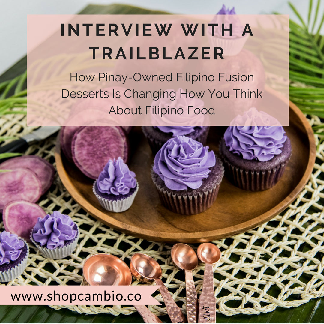 Interview With A Trailblazer: How Pinay-Owned Filipino Fusion Desserts Is Changing How You Think About Filipino Food