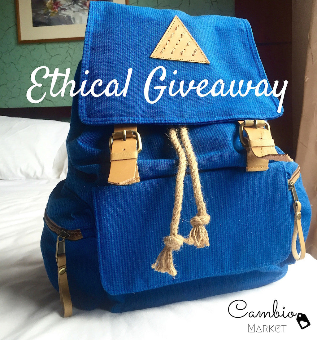 Enter To Win Our Ethical Giveaway (Over $150 value)