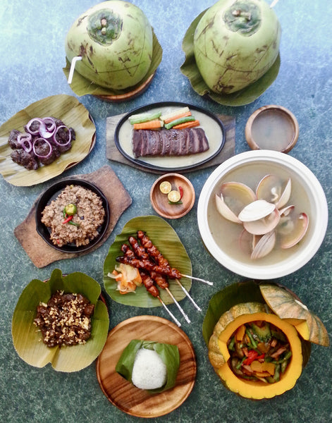 Wonderful spread of dishes from Cagayan de Oro's Kagay - Anon Restaurant