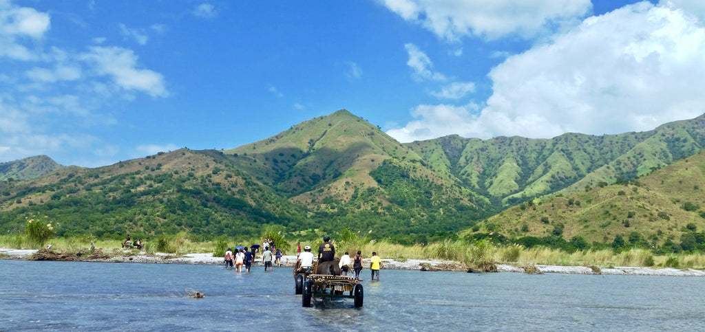 A visit to the ancestral lands of an indigenous Aeta community in Zambales with ethical travel company MAD TRAVEL