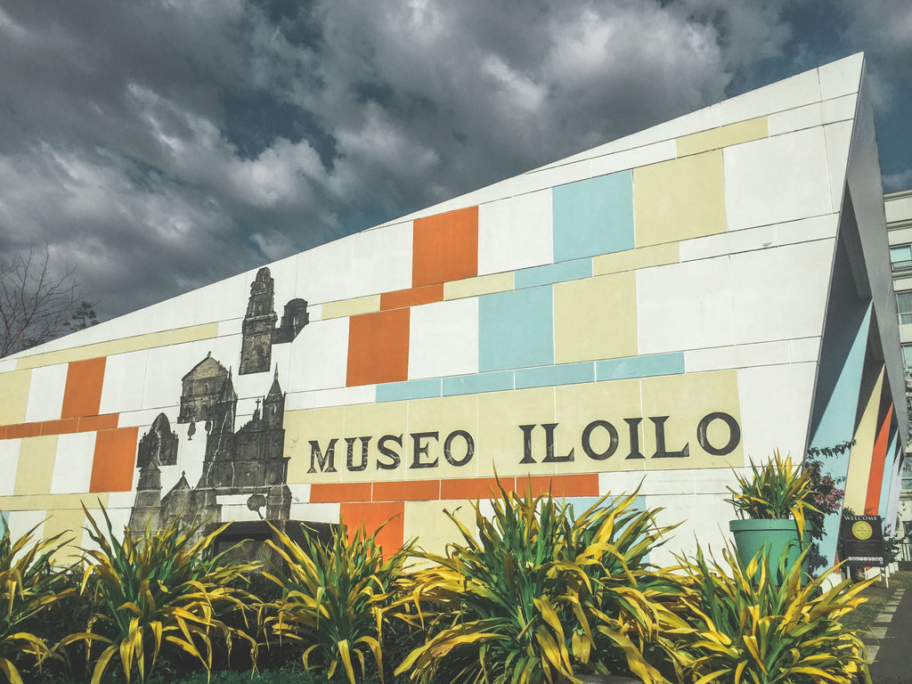 Outside of Museo Iloilo in Iloilo City, Philippines