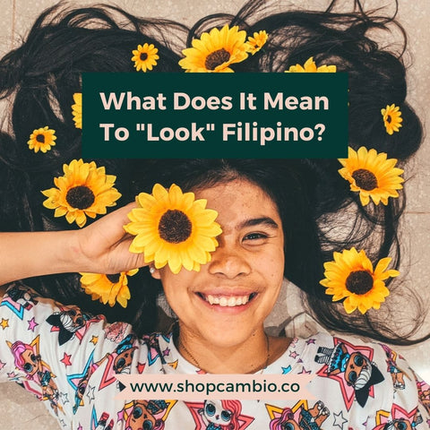 """What Does It Mean To """"Look"""" Filipino?"""