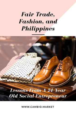 What can we learn from a 24-year old Filipino social entrepreneur from the Philippines? The answer: Quite a lot. AKABA is a fair trade fashion brand from Manila that creates handwoven bags and clothing accessories to preserve indigenous cultures and employ artisans across the country. Read on for tips and ideas on entrepreneurship, business, branding, and how companies can put people and planet first.