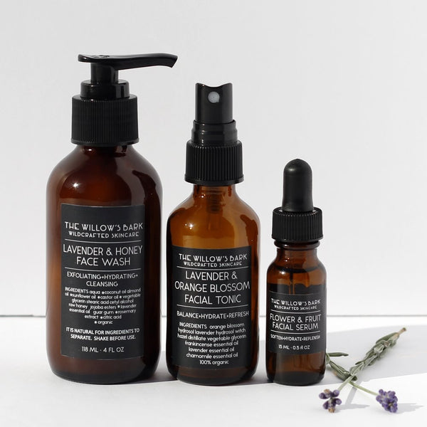 The Willow's Bark Wildcrafted Skincare