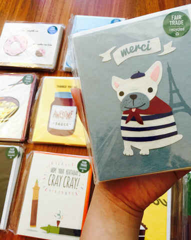 Good Paper Handcrafted Greeting Cards