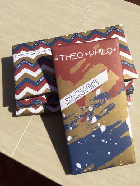 Theo & Philo chocolate