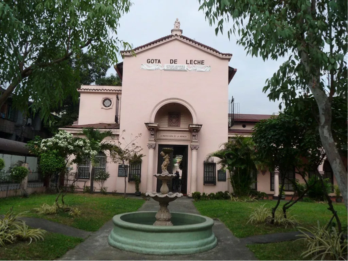 Gota de Leche Building in Philippines