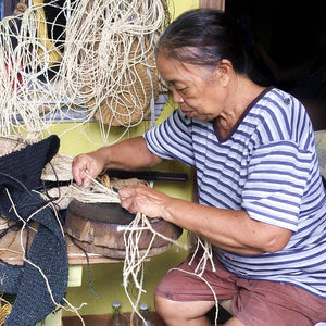 Artisan working with Habin Philippines