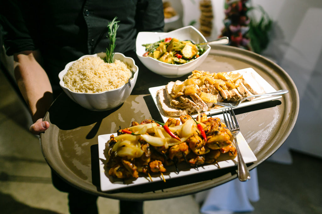 Filipino Food At Weddings