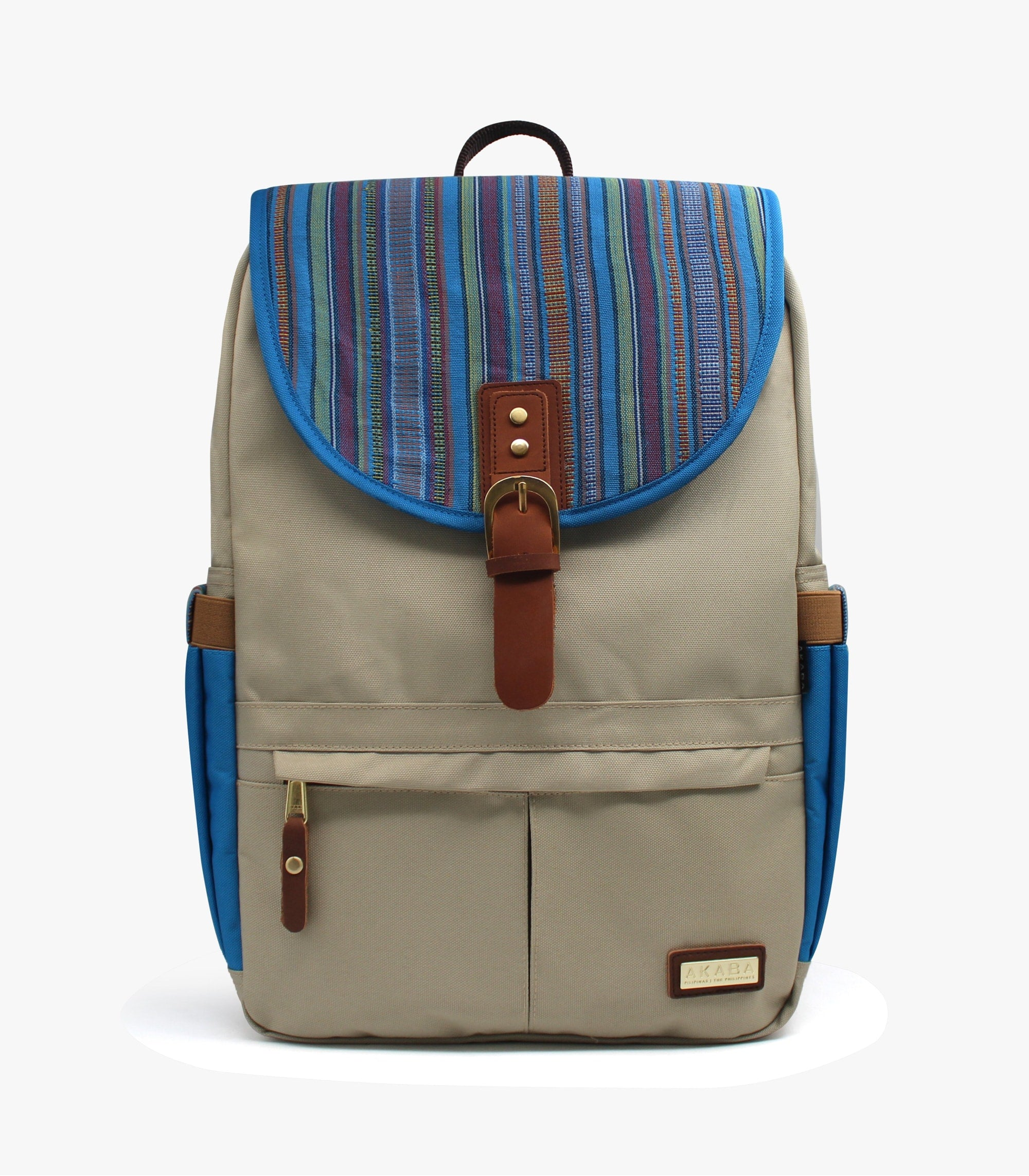 Camino Dos Backpack - AKABA - Blue Cerulean