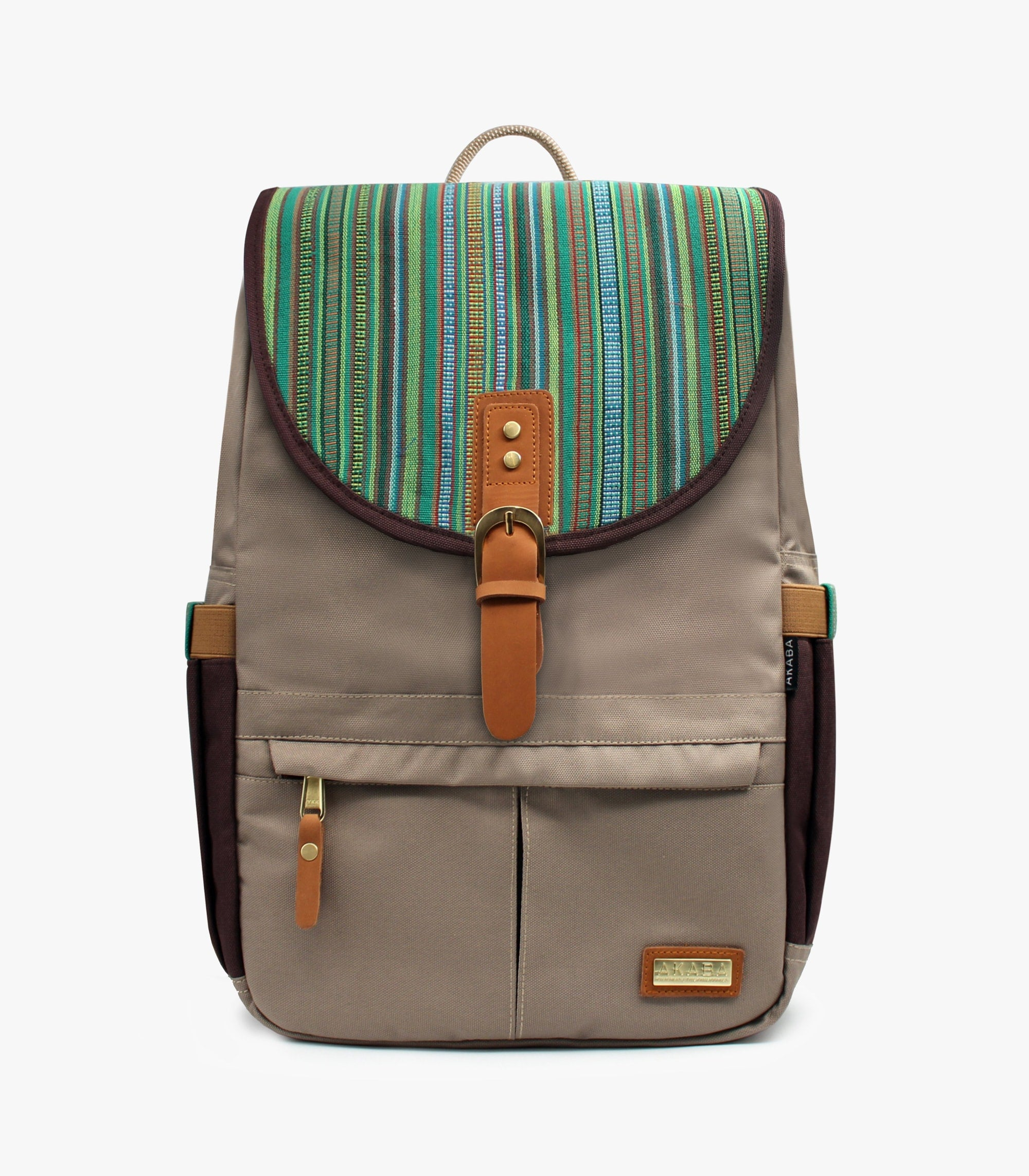 Camino Dos Backpack - AKABA - Green