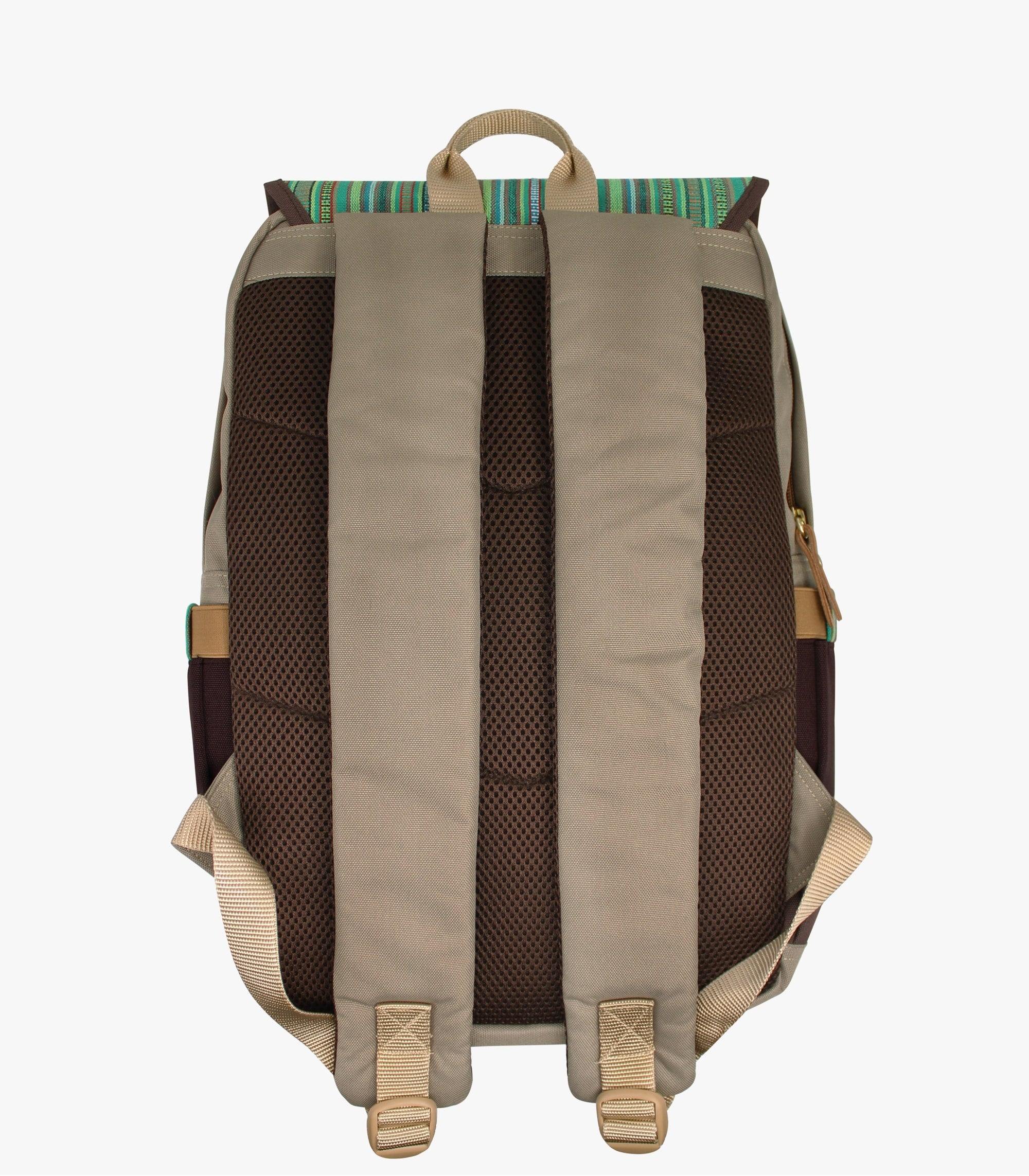 Camino Dos Backpack - AKABA - Green Back