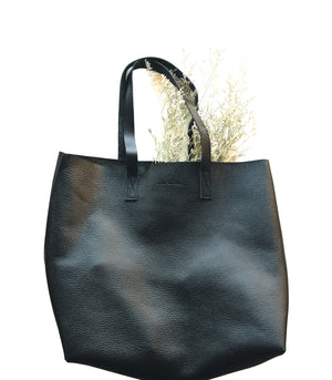 Gunita Genuine Leather Tote