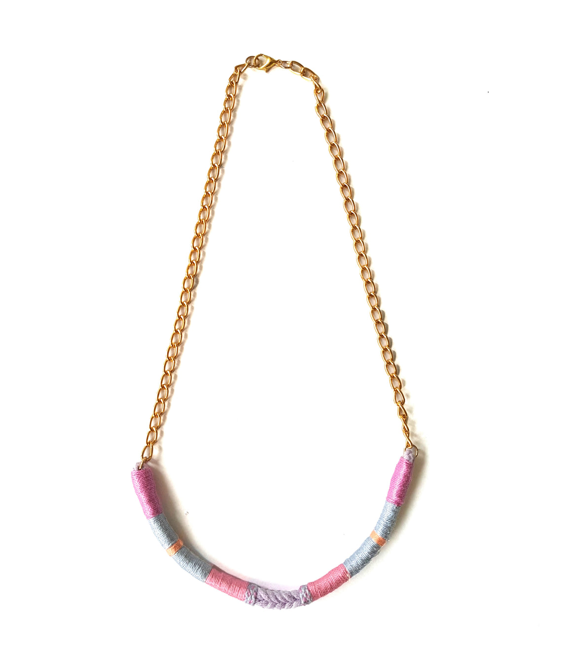 Olivia & Diego - Elise One-Strand Upcycled Necklace