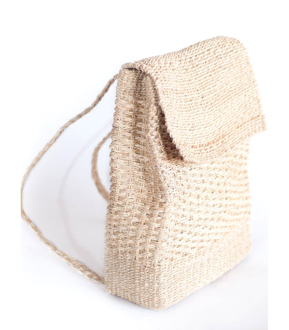 Leonore Abaca Backpack from Habin