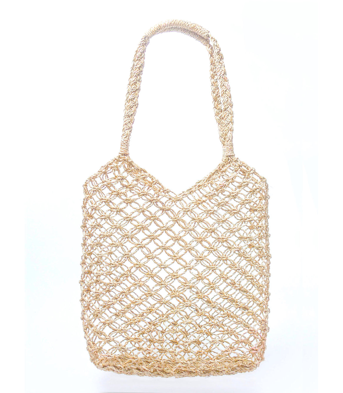 Tikog Net Tote from Habin