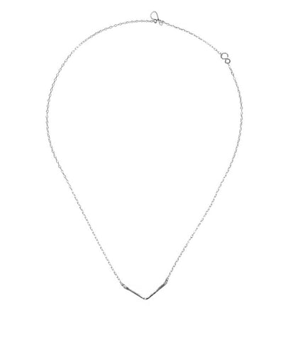 Journey Necklace in Silver - Purpose Jewelry