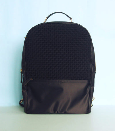 Cole Backpack in Black - Rags2Riches