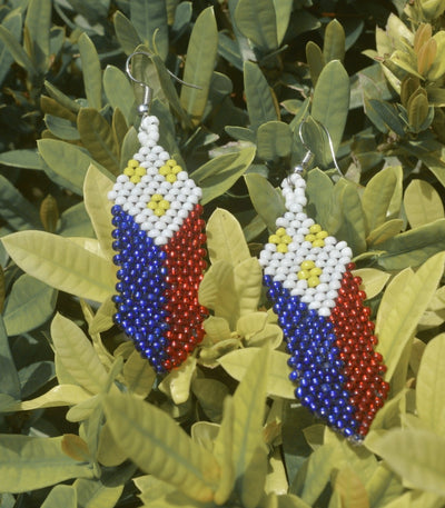 Klung Kalayaan Earrings - Sesotunawa