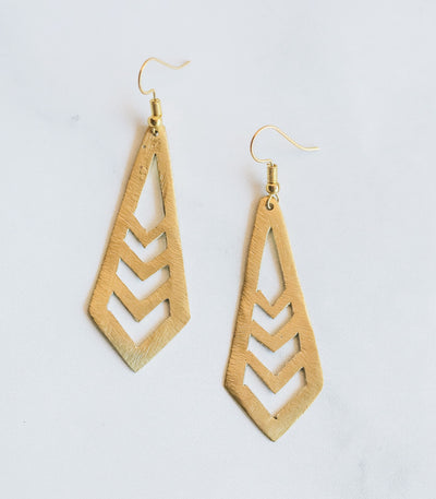 Silang Kdaw Sunray Earrings - Sesotunawa