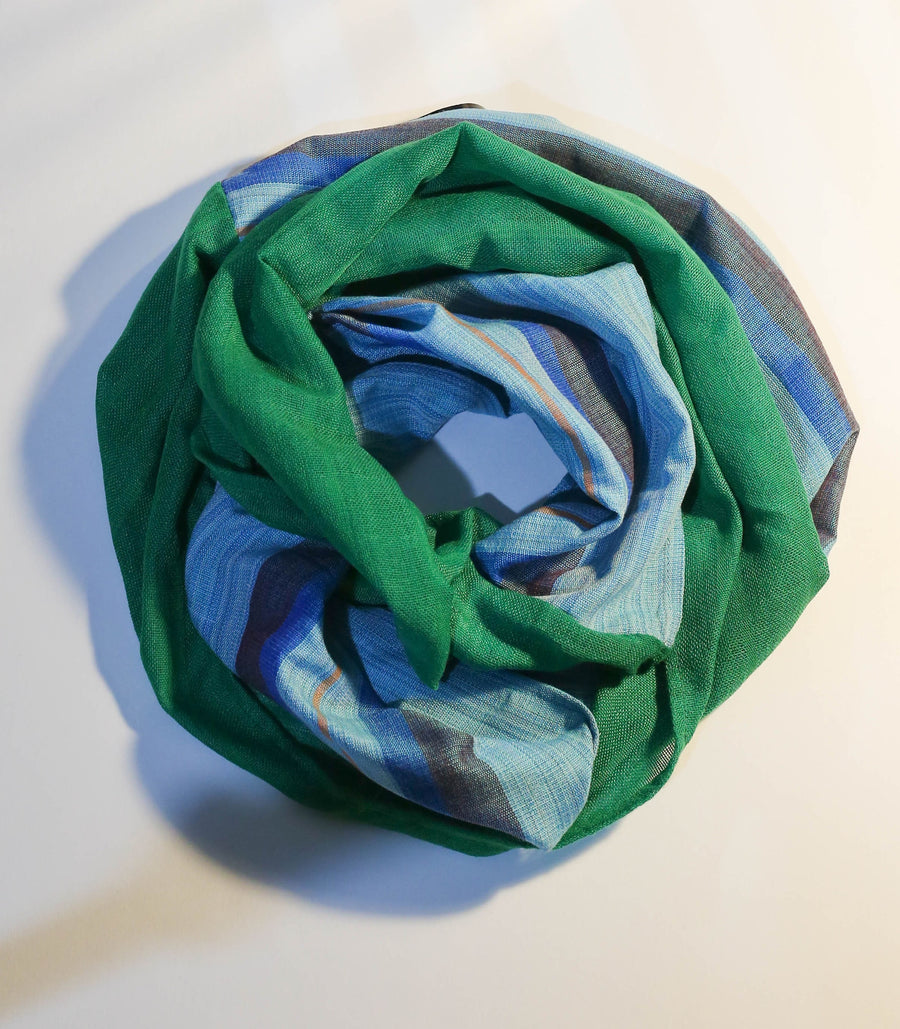 The Cordilleras Single Infinity Scarf