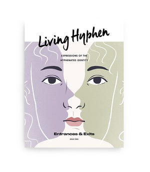 Living Hyphen Magazine Cover