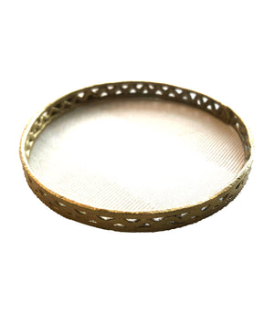 Thick Combo Bangle - NAWA