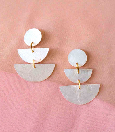 Valentina Earrings - Island Girl