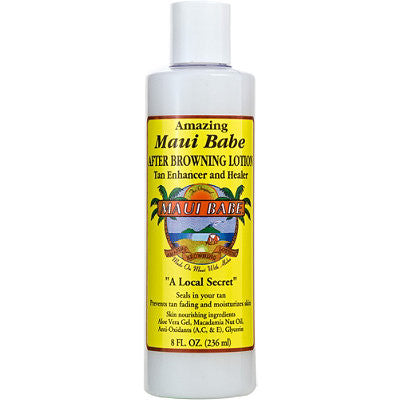 Maui Babe After Browning Lotion | 8oz.