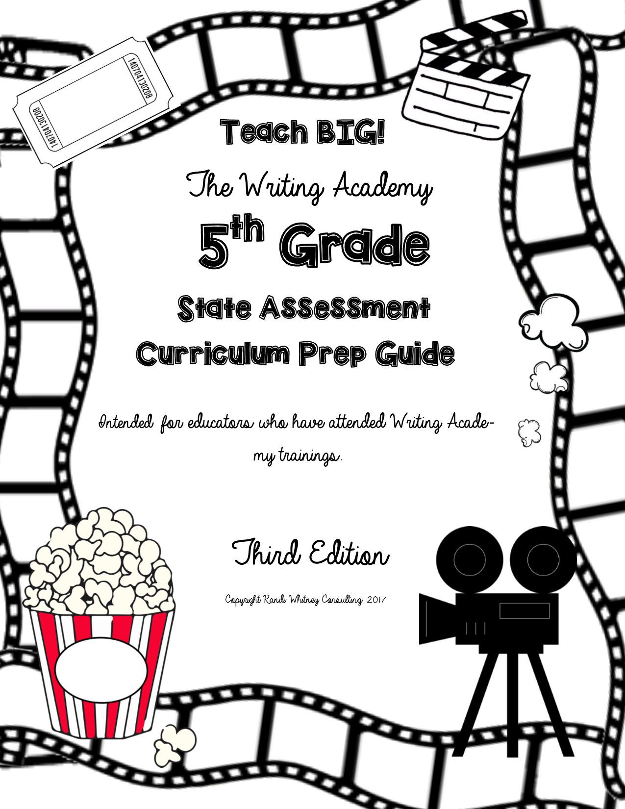 5th Grade Writing Curriculum Guide