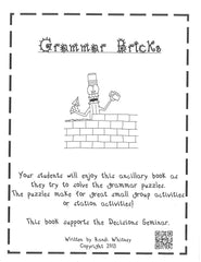 Grammar Bricks