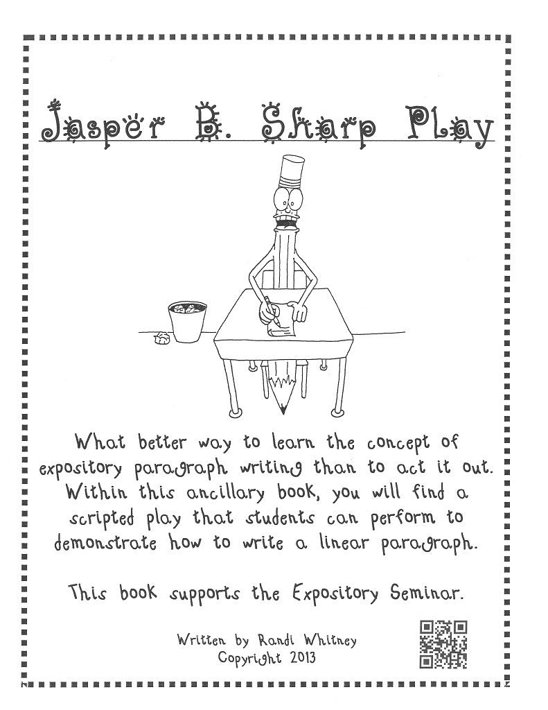 Jasper B. Sharp Play