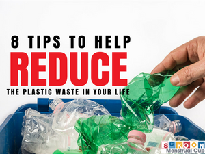 8 Tips For Reducing Plastic In Your Life