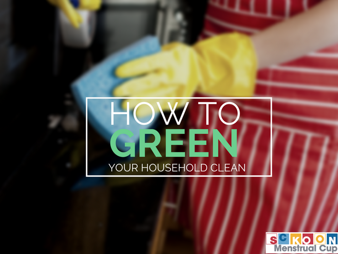 Ecofriendly Cleaners: How To Green Your Household Cleaning Routine
