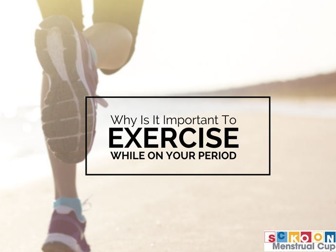 PERIOD TIPS: WHY I EXERCISE WHEN I'M ON MY PERIOD