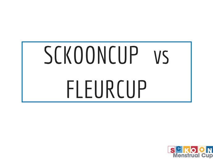 Menstrual Cups Comparison – SckoonCup vs. FleurCup