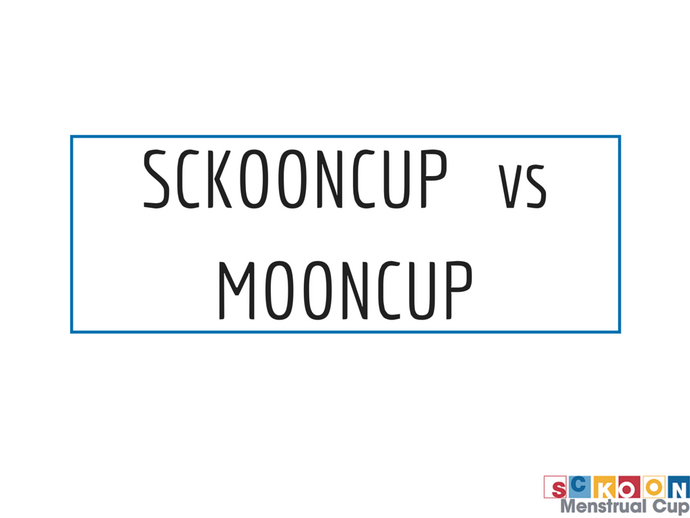 Menstrual Cups Comparison – SckoonCup vs. MoonCup