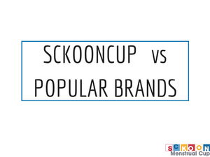 Menstrual Cups Comparison – SckoonCup vs Popular Brands
